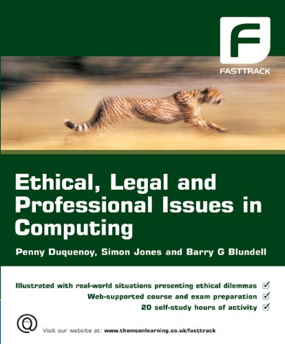 Ethical, Legal and Professional Issues in Computing (FastTrack)