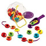 Produktbild von Learning Resources Smart Snacks ABC Lacing Sweets
