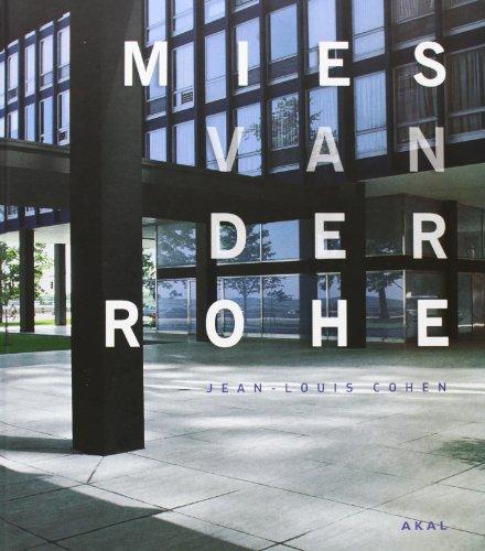 Mies Van Der Rohe (Arquitectura)