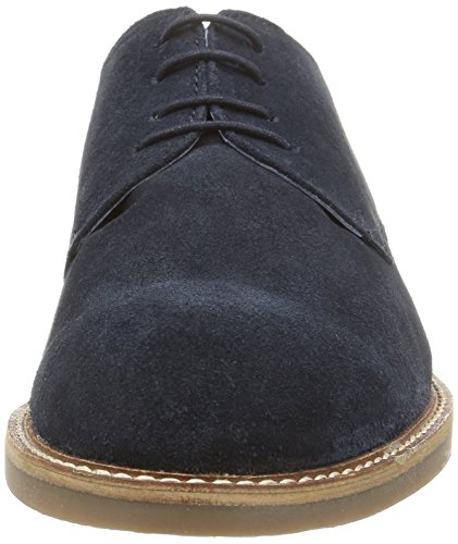 Redskins Wando, Chaussures Lacées Homme Bleu (Marine 03)