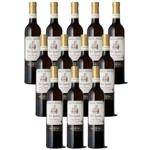 Vin Santo della Torre Grande Castello di Poppiano 12 bottiglie Cl. 50