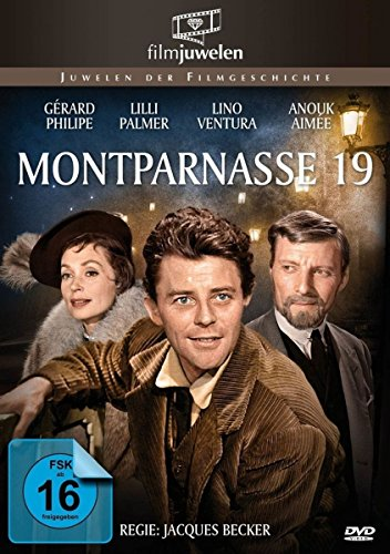 Montparnasse 19 - mit Gérard Philipe & Lilli Palmer (Filmjuwelen)