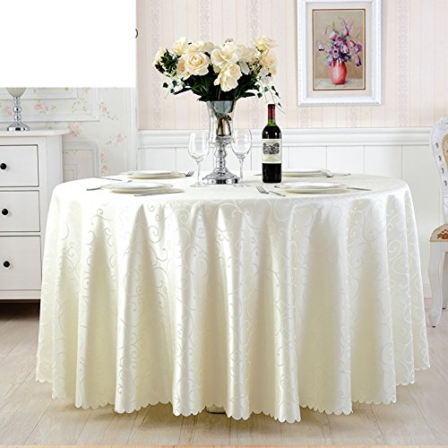 Runde tischdecke für hotels European family coffee table square round tischtuch Tischtuch-E Durchmesser320cm(126inch)