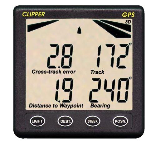 Nasa Clipper GPS-Repeater, Dunkelgrau