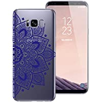 Yokata Samsung Galaxy S8 Plus / S8+ Hülle Transparent Weiche Silikon Handyhülle Schutzhülle TPU Handy Tasche Schale... preisvergleich bei billige-tabletten.eu