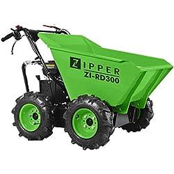 MINI DUMPER BROUETTE A ROUES ZI-RD300 ZIPPER ZIP01