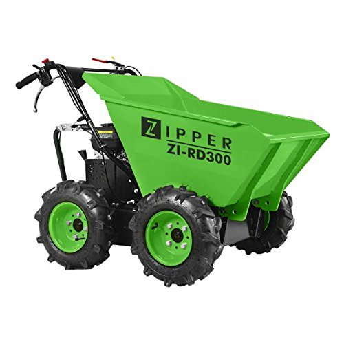 Mini Dumper carretilla a ruedas zi-rd300 Zipper zip01