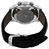 Jaeger LeCoultre Mens Master Memovox 40mm Alligator Leather Band Steel Case Automatic Watch Q1418430