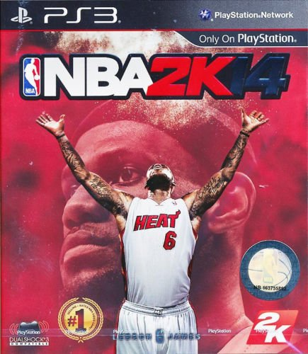 NBA 2K14 PS3 GAME BRAND NEW SEALED