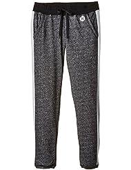 Hurley Dri-fit–Pantalón para niña, Dri-fit, Heather Black, XS