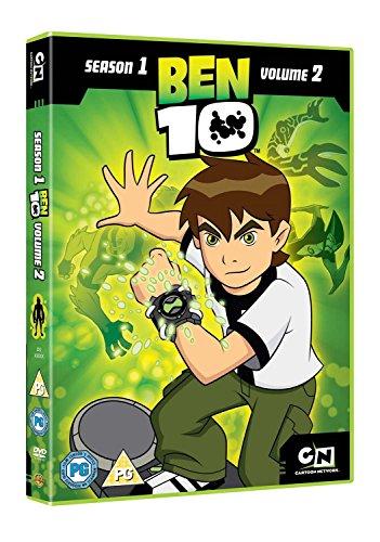 Ben 10 - Series 1 Vol 2  DVD