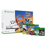 Xbox One S 1TB Konsole + Forza Horizon 3 + Hot Wheels DLC + PLAYERUNKNOWN'S BATTLEGROUNDS-Game Preview Edition + Code für Steep und The Crew