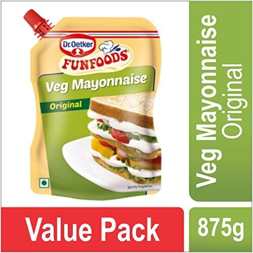 Dr. OETKER FUN FOODS Veg Mayo (875 g)