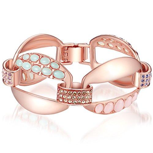 lulu-jane-bracelet-chaine-femme-dore-or-rose-orne-de-cristaux-de-swarovskir-rose-195-cm-bracelet-en-