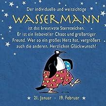 Wassermann: Sternzeichenbücher