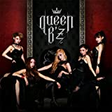 Kpop CD, Queen B'z - Frailty woman get naked[Poster ver][002kr]