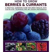 How to Grow Berries and Currants: A Practical Gardening Guide for Great Results, with Step-by-step Techniques and 185 Colour Photographs