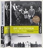 Die Deutschen 1918 bis 1945. Leben zwischen Revolution und Katastrophe. Zeitreise in Bildern und 3 DVDs
