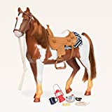 Our Generation BD38017Z - Caballo Appaloosa 51 cm
