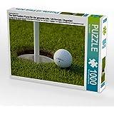 Ein Motiv aus dem Kalender The Golf-Teetime Planer für das gesamte Jahr / UK-Version / Organizer 1000 Teile Puzzle quer (CALVENDO Sport)