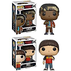 Funko POP! Stranger Things: Lucas + Will
