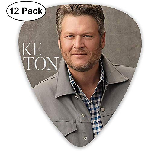 Sherly Yard Blake Shelton Classic Cool Medium Picks