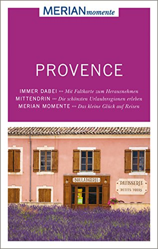 MERIAN momente Reiseführer Provence