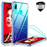 LeYi for Huawei P Smart 2019/Honor 10 lite Case with