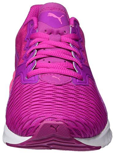 Puma Ignite Dual Wn's, Chaussures de Running Compétition Femme Rose (Ultra Magenta-knockout Pink 09)