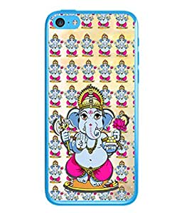 PrintVisa Designer Back Case Cover for Apple iPhone 5c (Ganapathi Laddu)