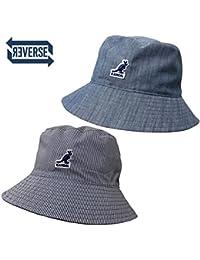 Kangol Mens RV Bucket Hat Lightweight Breathable Headwear Outdoor Sun Protection