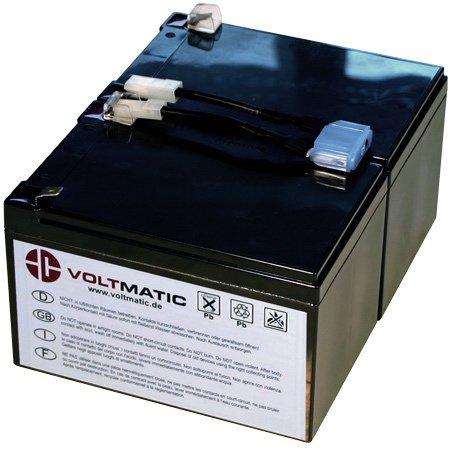 Module de batterie de aPC rBC6 pour aSI (installation plug and play)