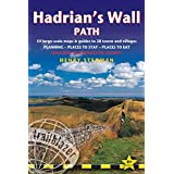 Hadrian's Wall Path: British Walking Guide: planning, places to stay, places to eat; includes 59 large-scale walking maps (Trailblazer) by Henry Stedman (2015-04-07)