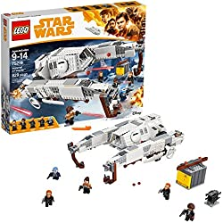 "Lego Star Wars 75219 - ""Solo: A Star Wars Story"" Imperial at-Hauler (829 pièces)"