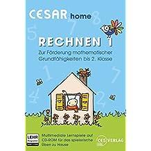 CESAR home - Rechnen 1. CD-ROM: Förderung mathematischer Grundfähigkeiten