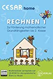 CESAR home - Rechnen 1. CD-ROM: Förderung mathematischer Grundfähigkeiten -