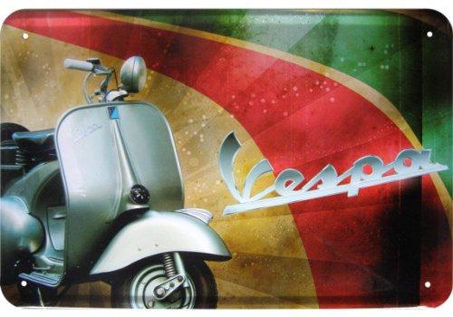 piaggio-vespa-deko-motif-affiche