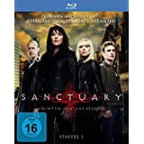 Sanctuary - Staffel 1 [Blu-ray]