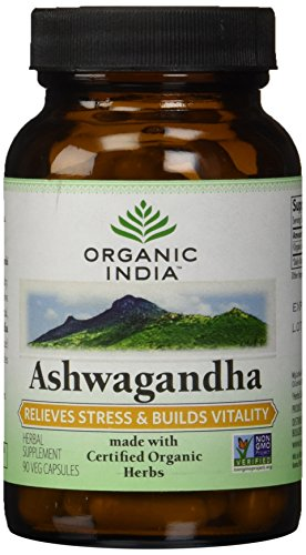 Organic India Ashwagandha Formula Pillole, Conte