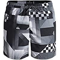 Quiksilver Checker Remix Volley Short de Bain Homme