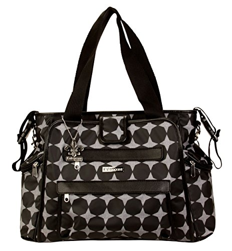 kalencom-nola-tote-changing-bag-spot-on-stone