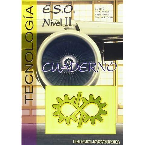 Tecnología ESO. Nivel II. Cuaderno de actividades.
