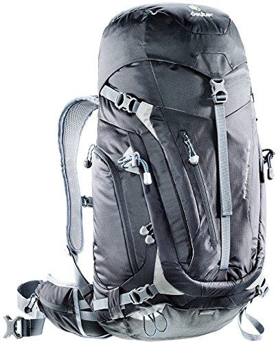 Imagen de deuter act trail pro  para montaña, unisex adulto, negro black , 34 l