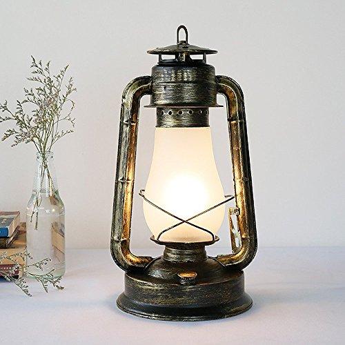 PANNN DKLICH Tischleuchte Nachttischleuchte Nordic Schreibtischlampen Dekorative Leuchte Atmosphäre Tischlampe Kopf Nachttischlampe...