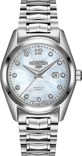 Roamer Womens Watch 203844 41 19 20
