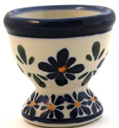 Polish Pottery Egg Cup