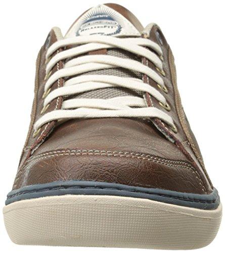SKECHERS USA Palen Senden scarpa a piedi Coffee