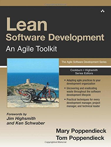 Lean Software Development: An Agile Toolkit for Software Development Managers - Engineering Lean