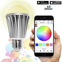 Kourion Magic bluetooth bulb Smartphone controlled multicolor LED light