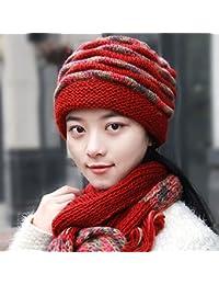23fcb17af98f Sciarpe Xiaolin- Inverno Cappello Due Pezzi Cappuccio di Protezione  Dell orecchio